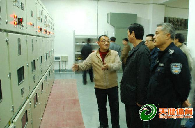 2011.12.7 市安委会安全检查工作